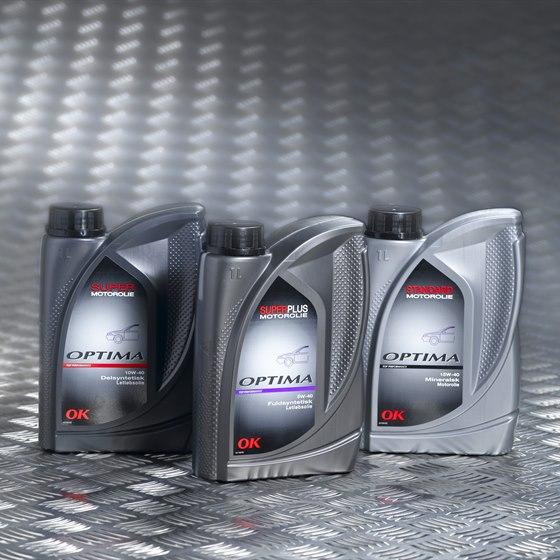 Populære Motorolie » Find den helt rigtige motorolie til din bil | OK LX-56
